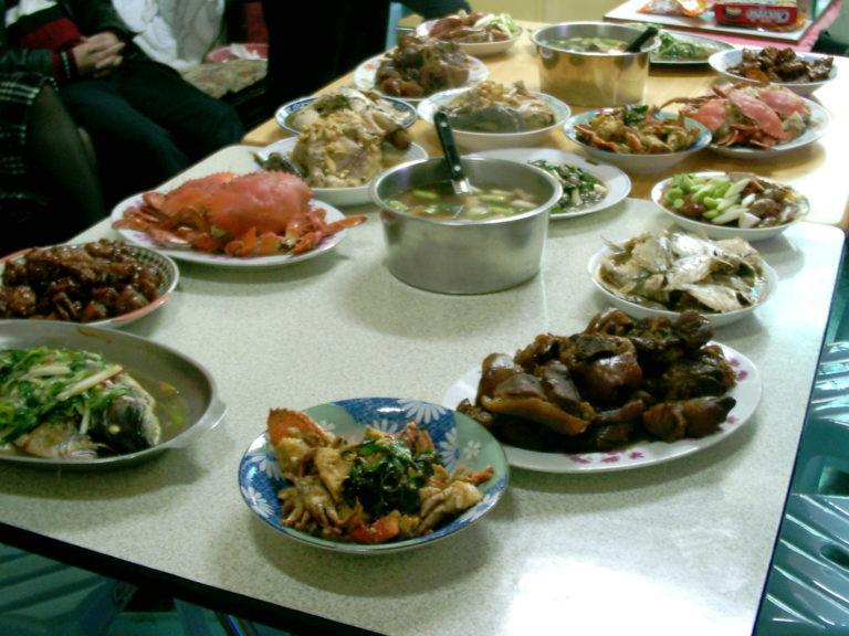 2004 過年的蟹
