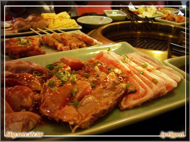 燒肉放題新竹Sogo店
