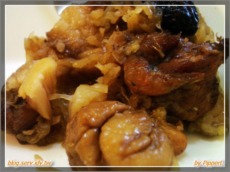 端午粽 (by PipperL)