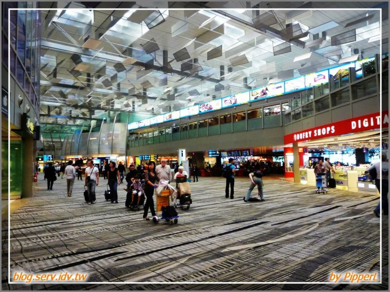新加坡 樟宜機場 T3 (by PipperL)