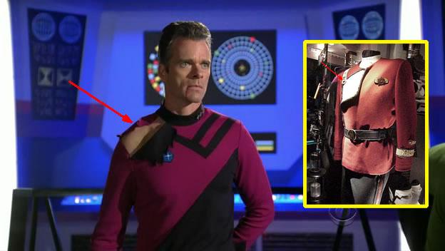CSI-ST Captain Uniform (by PipperL)