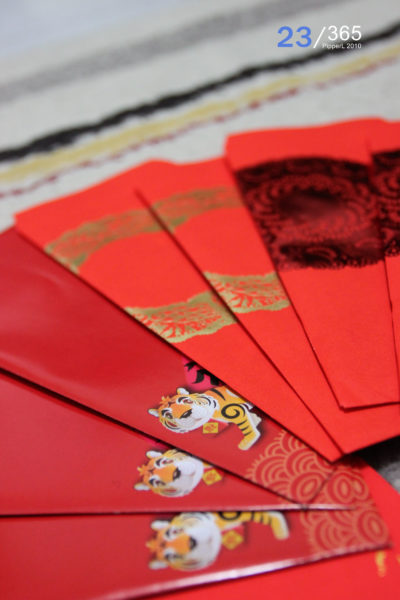 Red envelops (by PipperL)