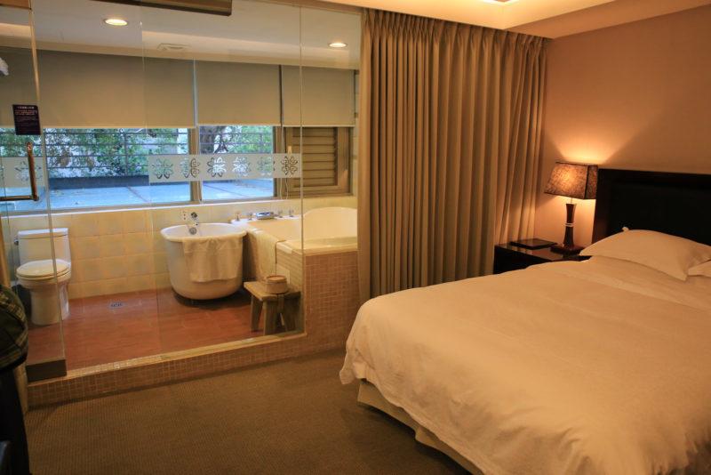 中冠礁溪溫泉飯店