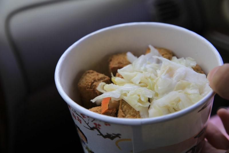 馬非鹽滷臭豆腐