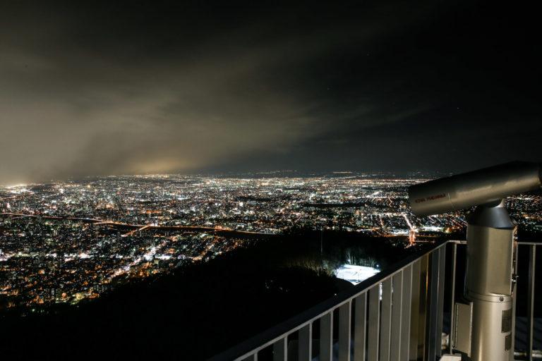 札幌.藻岩山