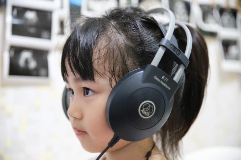 Occupying my headphones