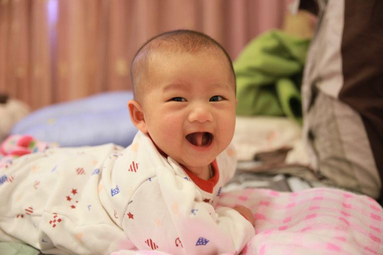 大笑有益健康!