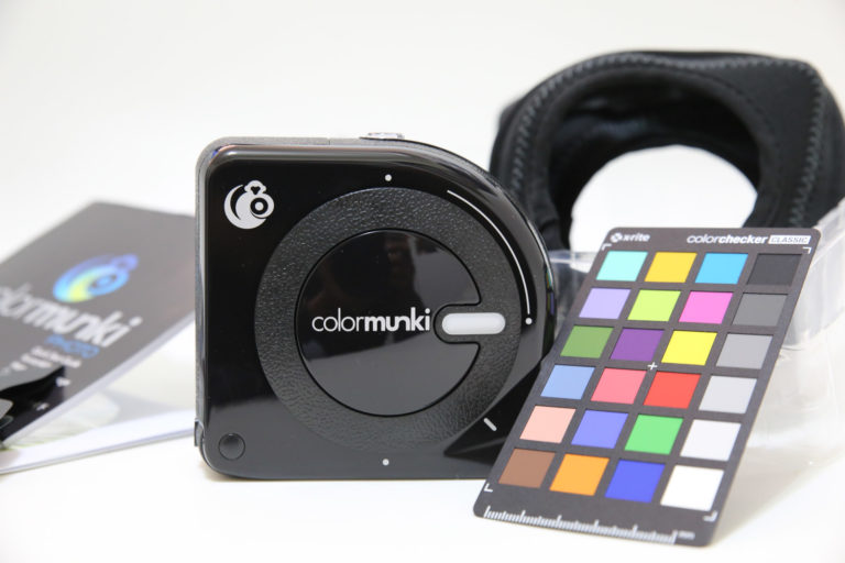 ColorMunki Photo