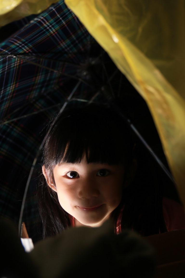 練習筆記(六):閃燈在小幸福旁,相機左邊,朝上直打。