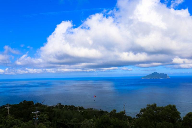飛向龜山島 (誤)